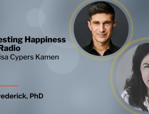 Interview: Harvesting Happiness Talk Radio